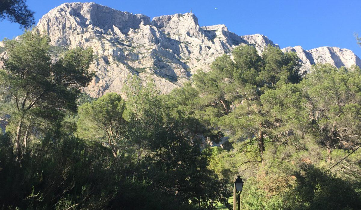 Le Moulin en Provence - Sainte Victoire