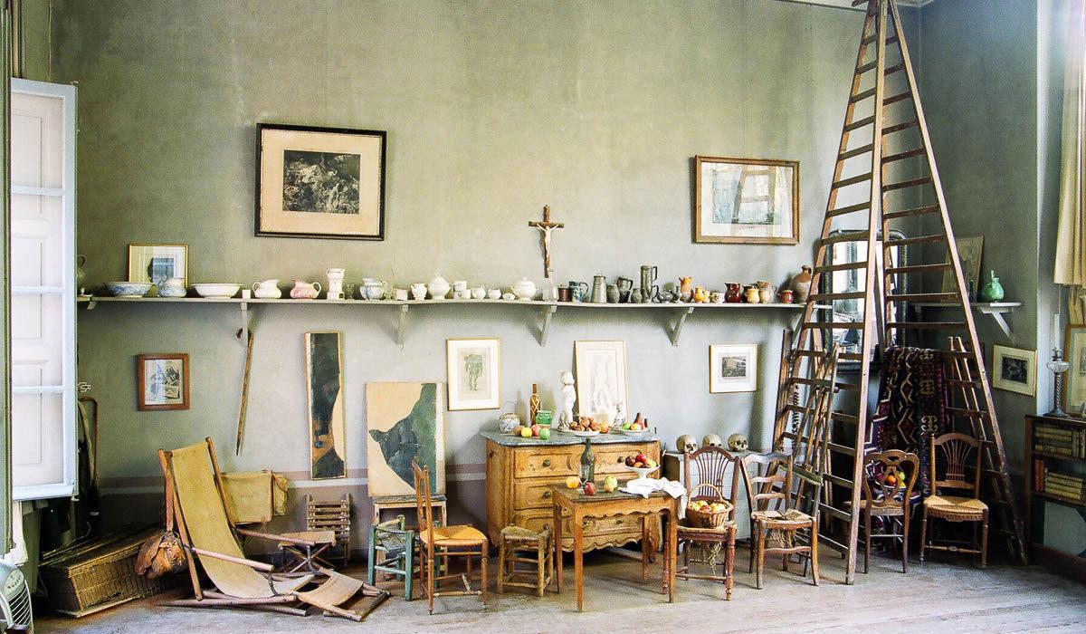 Le Moulin en Provence - La Maison de Cézanne