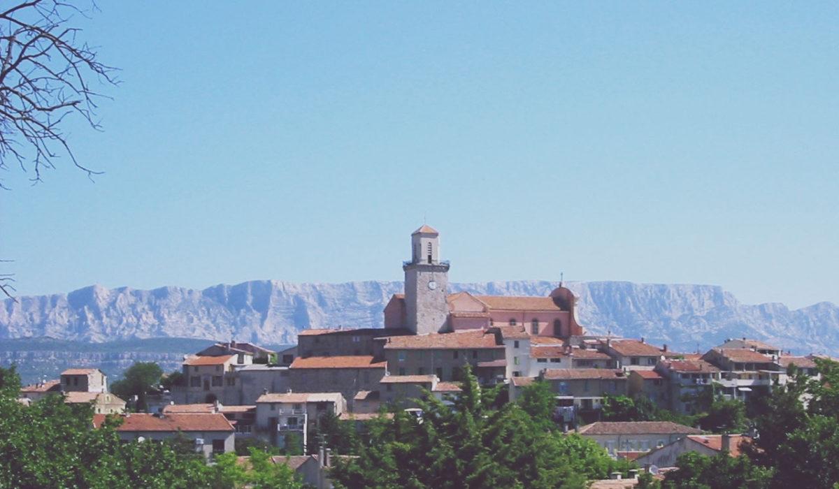 Le Moulin en Provence - Villages nearby